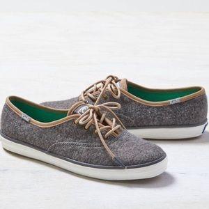 "Wool Keds ""Champion"" Women's Shoe"